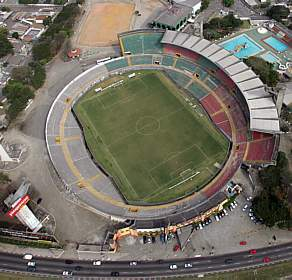 estádio do caninde
