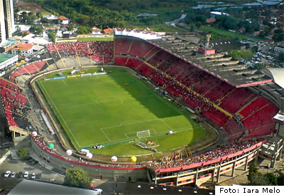 Estádio Adelmar da Costa Carvalho - Ilha do Retiro