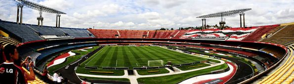 Estádio Cicero Pompeu de Toledo - Morumbi