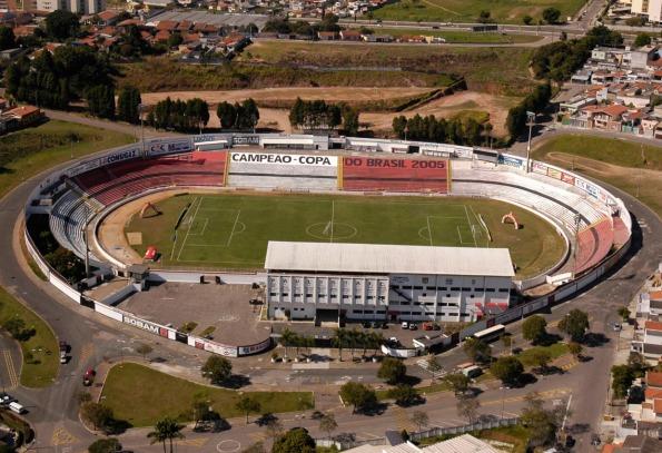 Estádio Doutor Jayme Pinheiro de Ulhôa Cintra