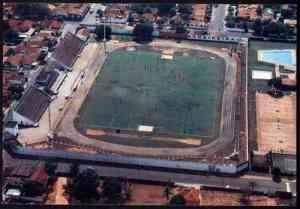 """Estádio Municipal Tenente Carriço, """"o Tenentão"""""""