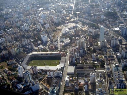 Estádio Heriberto Hülse