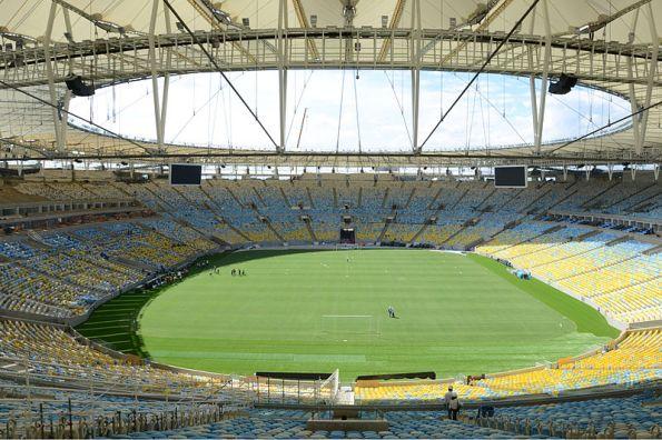 Estádio Jornalista Mário Filho - Maracanã