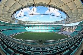 Estádio Octávio Mangabeira - Fonte Nova