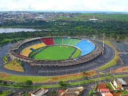 Estádio Municipal João Havelange - Parque do Sabiá