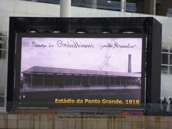 Estádio da Ponte Grande