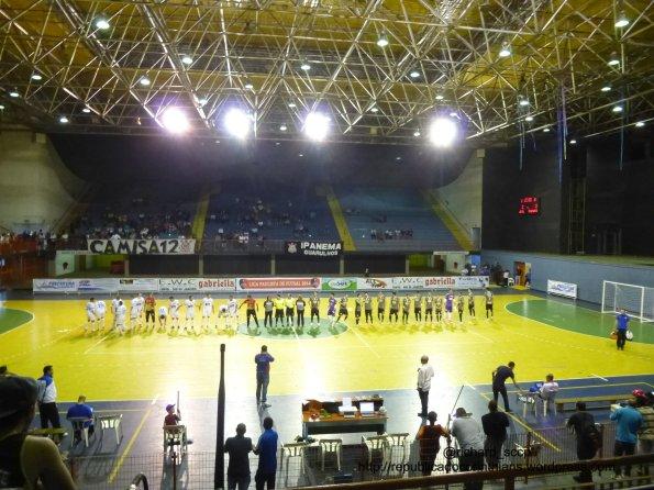 Liga Futsal 2014 - 12° rodada - Guarulhos 1x3 Corinthians