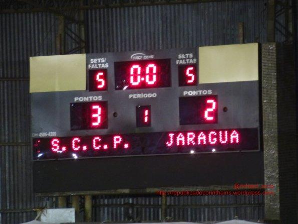 Liga Futsal 2014 - 16° rodada - Corinthians 3x2 Jaraguá