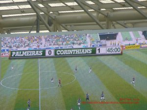 Campeonato Paulista 2015 - 3° rodada - Palmeiras 0x1 Corinthians