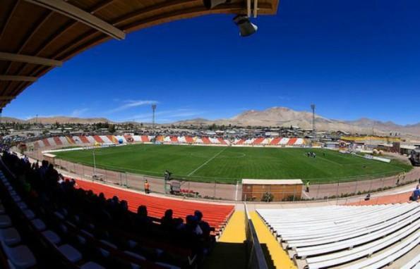 Estádio El Cobre