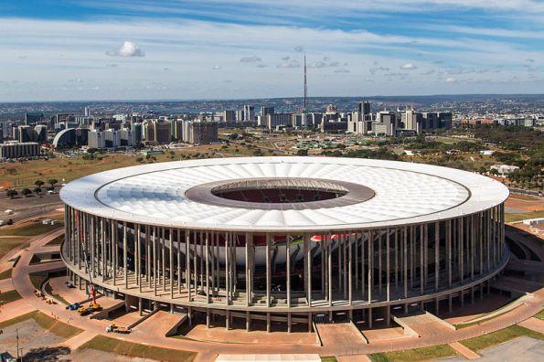 Estádio Nacional de Brasilia - Mané Garrincha